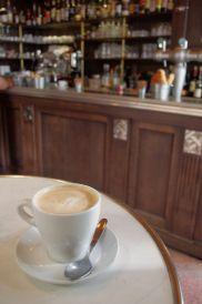café crème, Paris, France