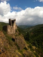 Lastours Castle, France