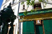 Shakespeare & Co bookstore, Paris, France