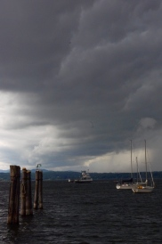 Storm in Vermont, 2