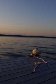 Dock in Maine