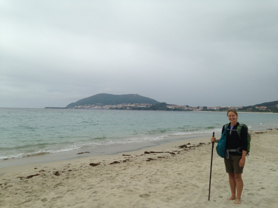 Walking to Finisterre