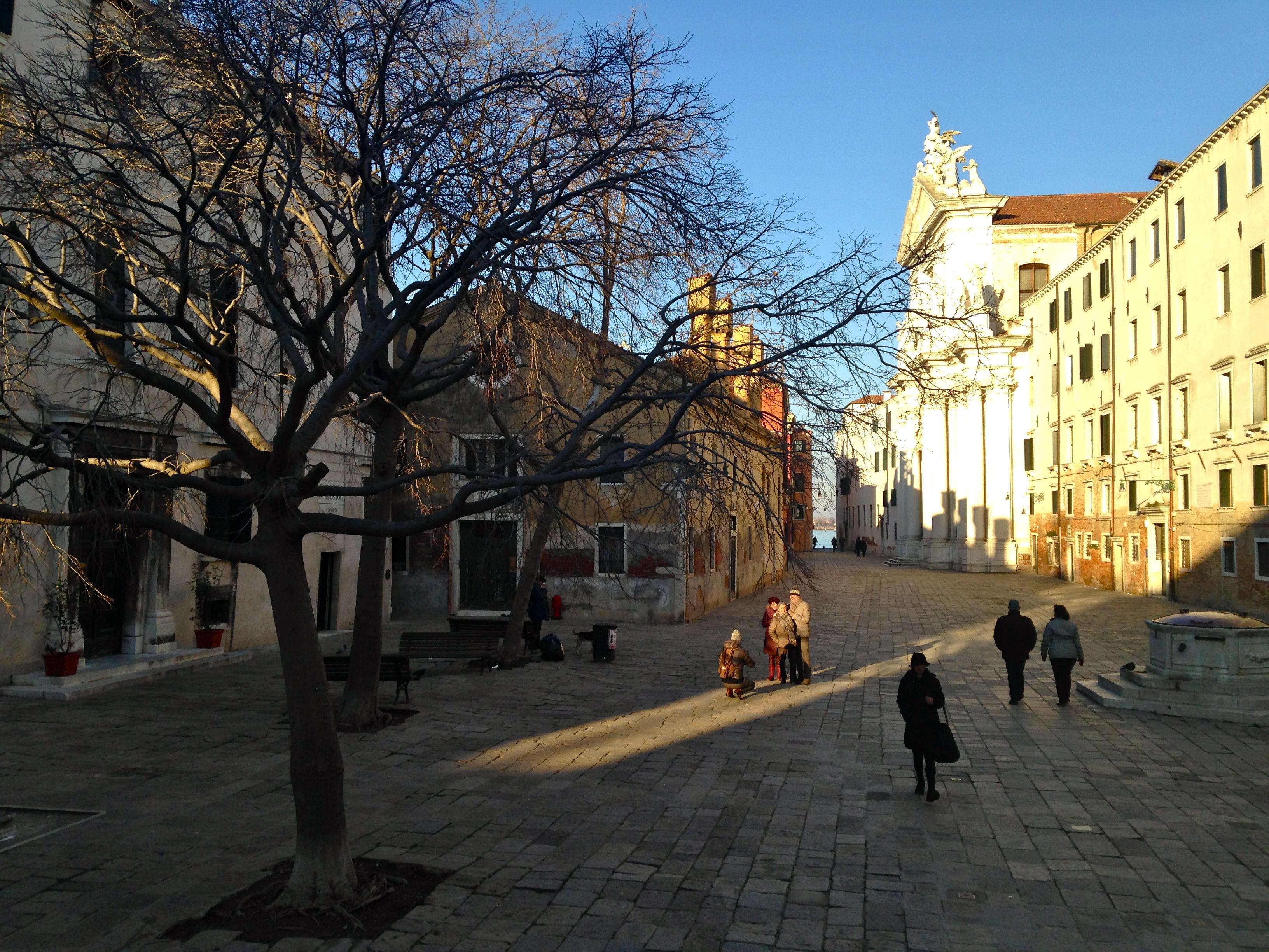 Street, Venice, Italy