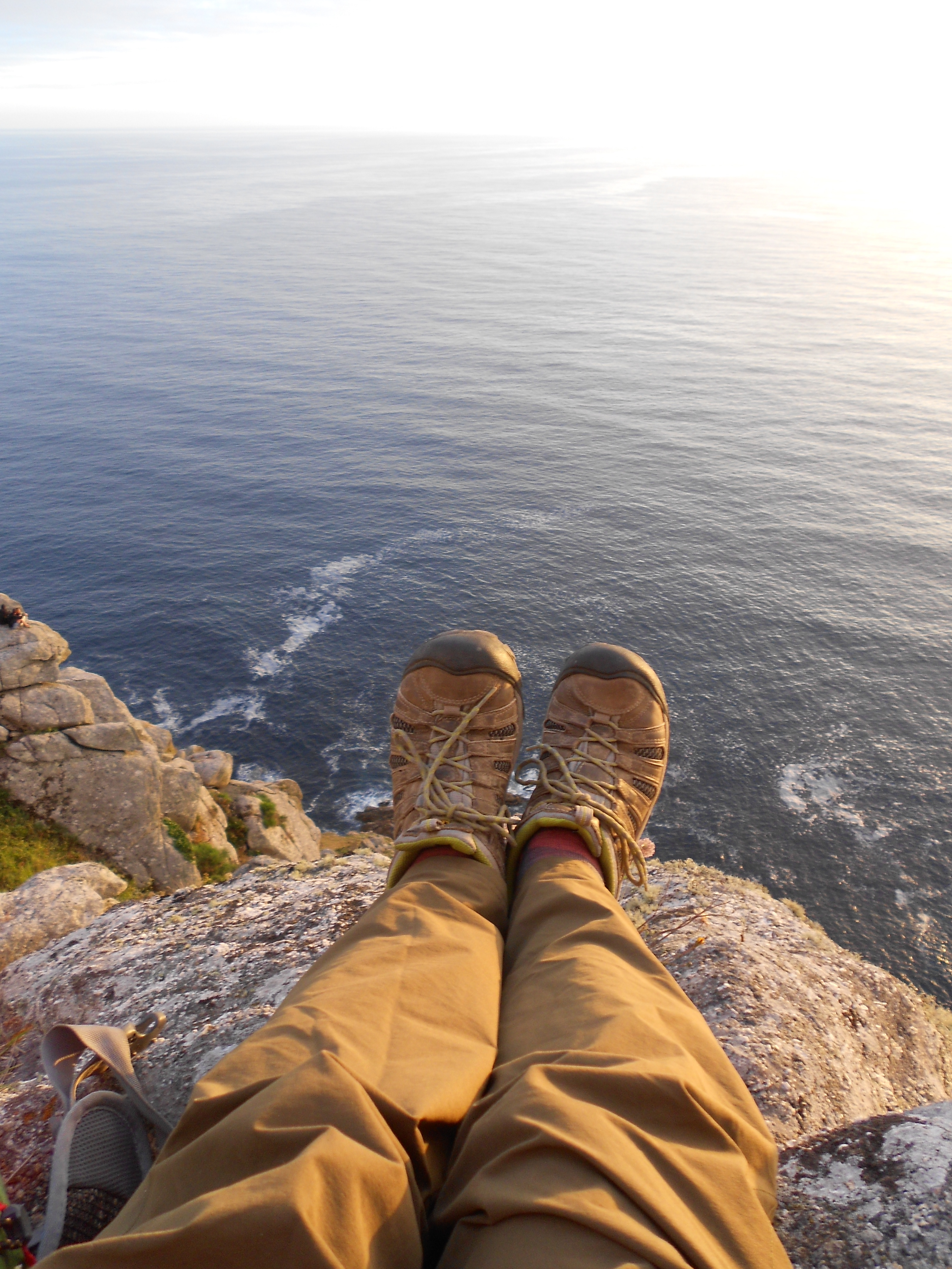 Final steps to Finisterre, Camino de Santiago