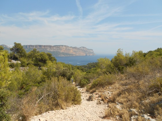 Calanques View, Cassis, France