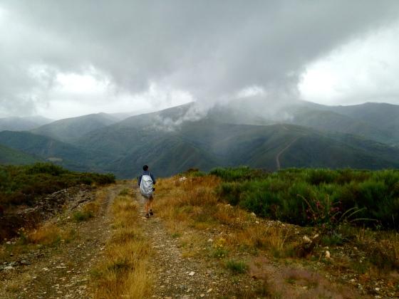 Dragonte Route, Camino de Santiago