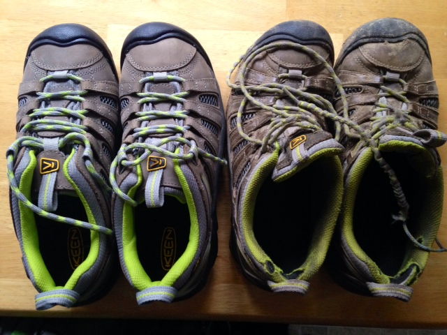 Camino shoes