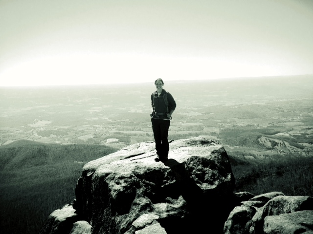 Summit of Sharp Top