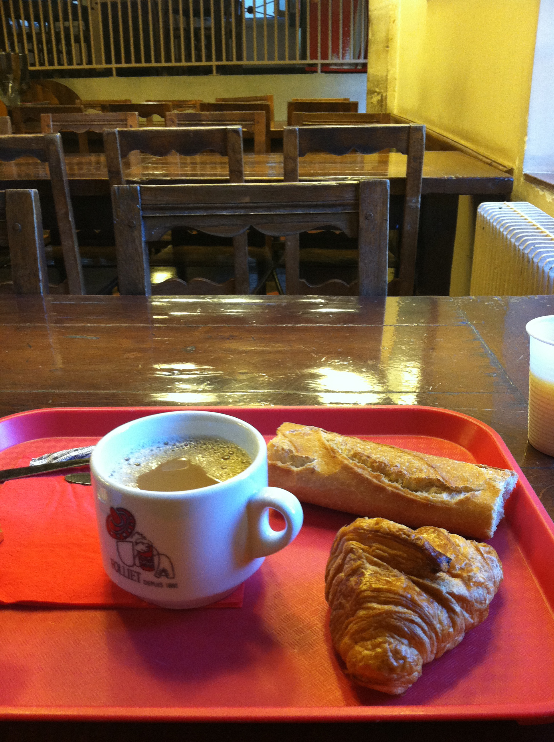 MIJE breakfast, Paris
