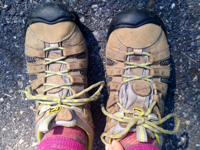 Camino #2 shoes