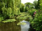 Japanese water garden, Giverny, France
