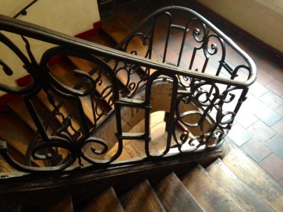 MIJE staircase, Paris