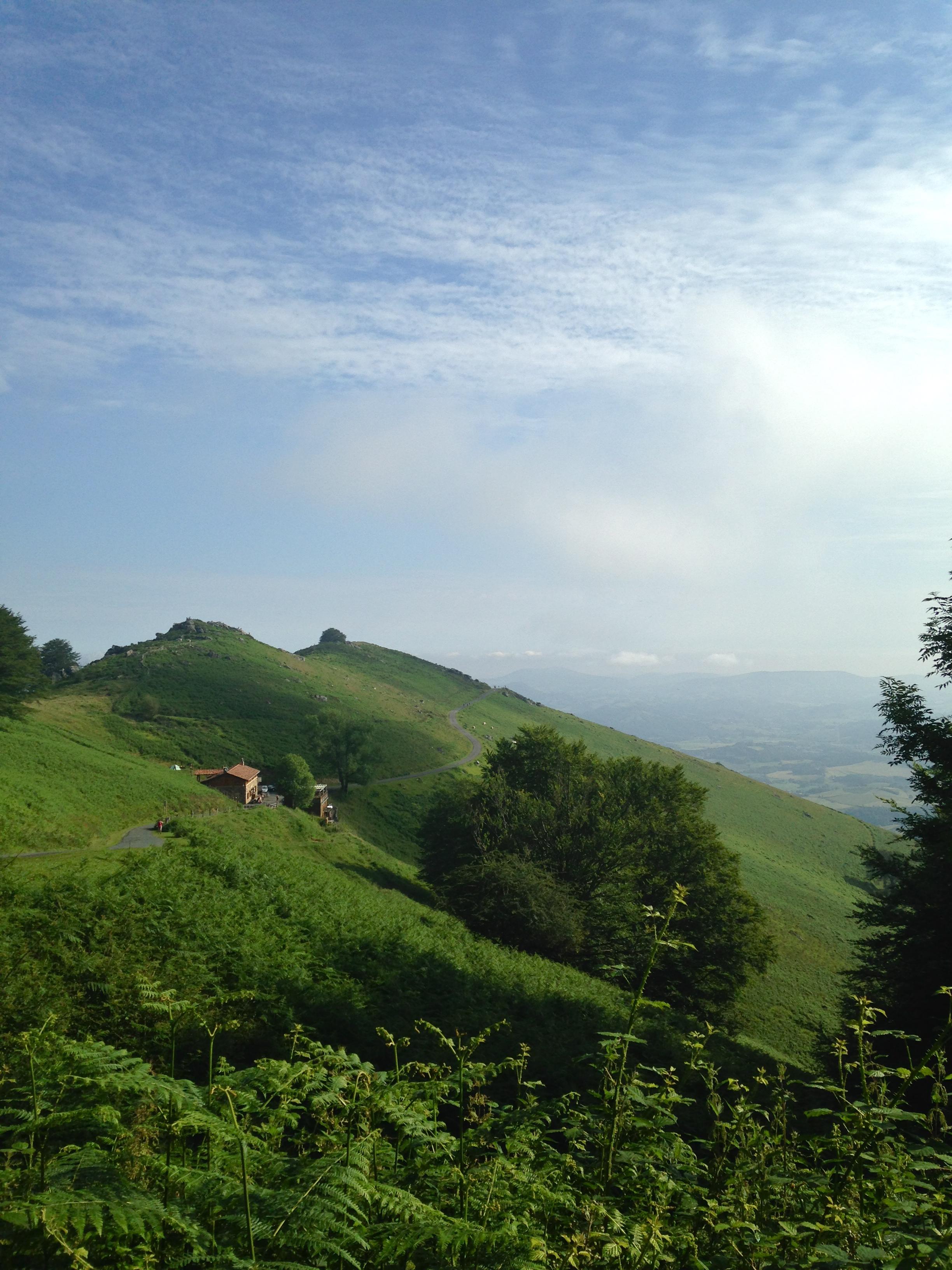 Orisson, Pyrenees, Camino de Santiago