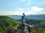 Madonna in the Pyrenees, Camino de Santiago