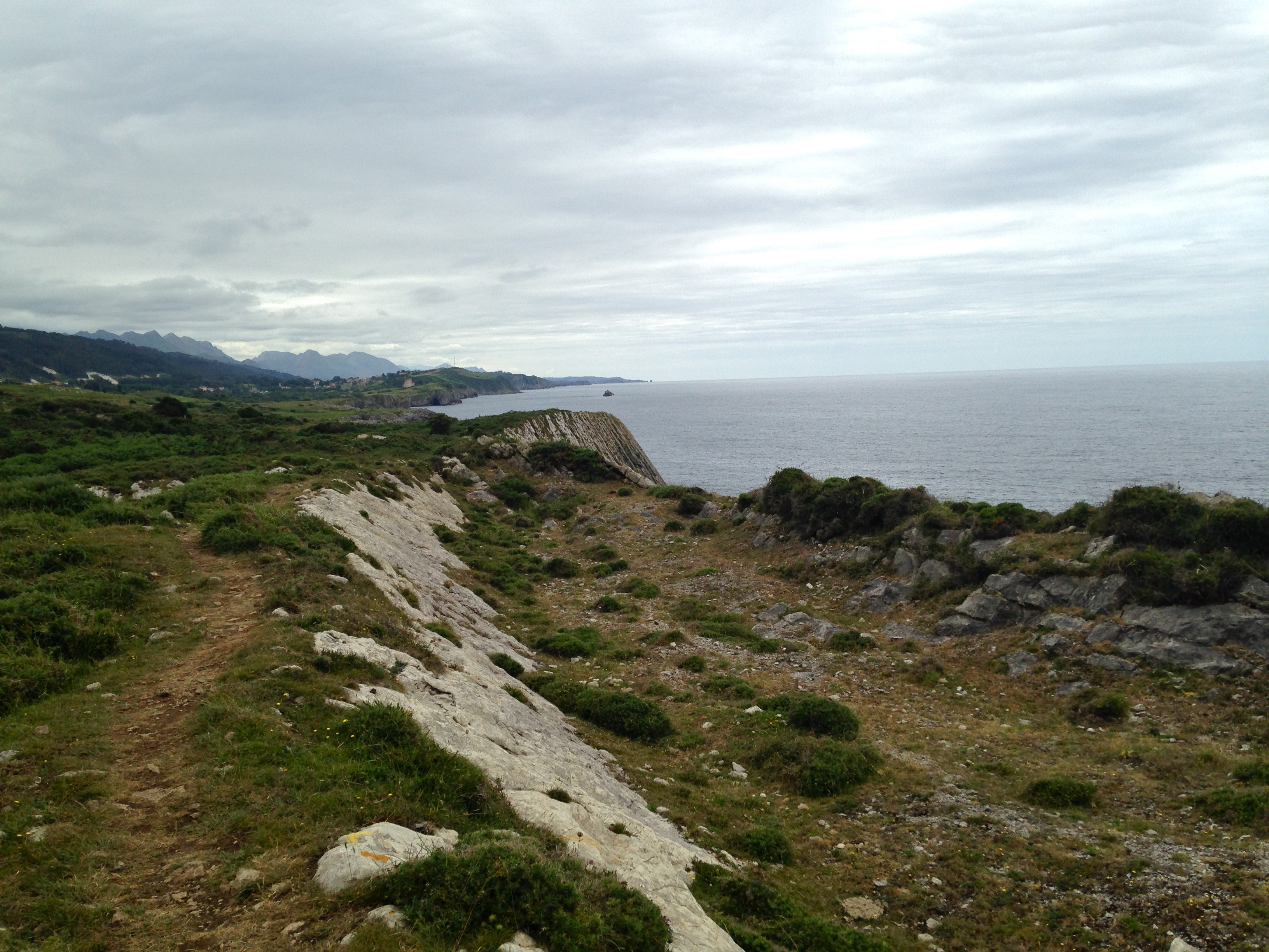 Walk to Pendueles, Camino del Norte