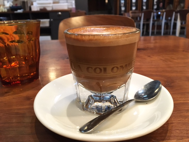 colombe coffee
