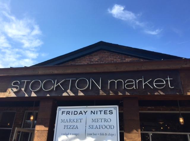 Stockton Market, Stockton, NJ, Delaware & Raritan Canal Towpath