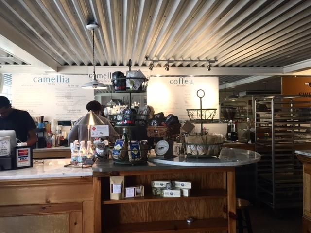 Market Café, Stockton Market, Delaware & Raritan Canal Towpath